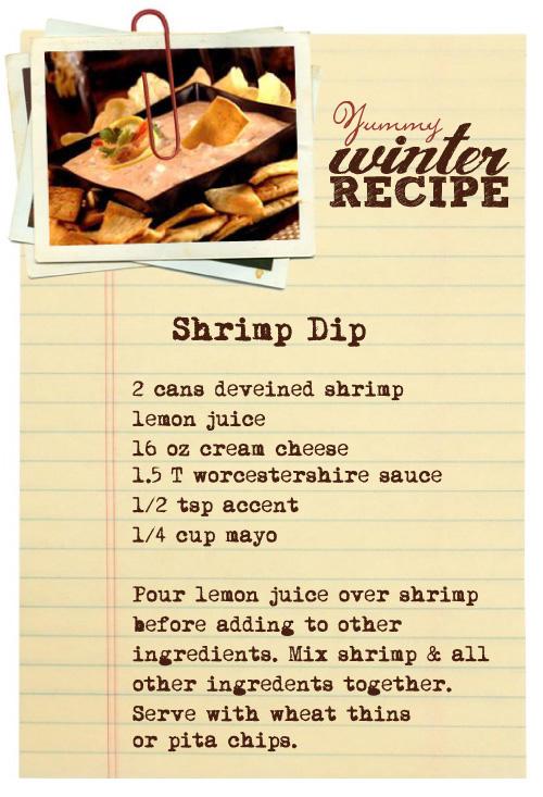 Shrimp dip, E-Mealz, appetizer