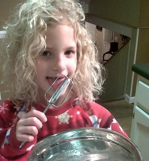 E-Mealz test kitchen - Elise