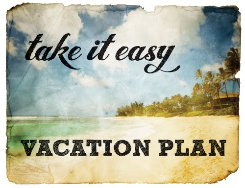 E-Mealz Vacation Plan