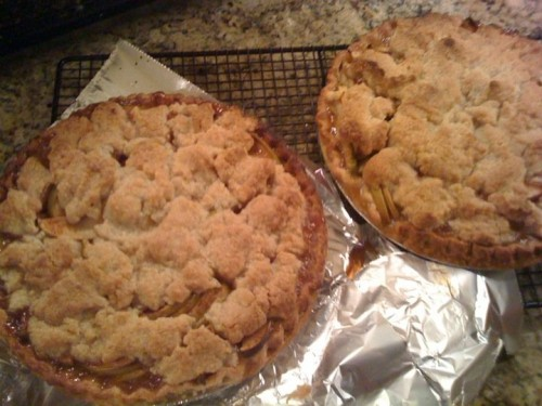 Kimberly's French Apple Pie