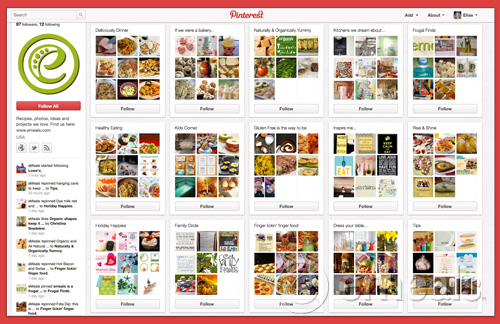 Check out eMeals on Pinterest!