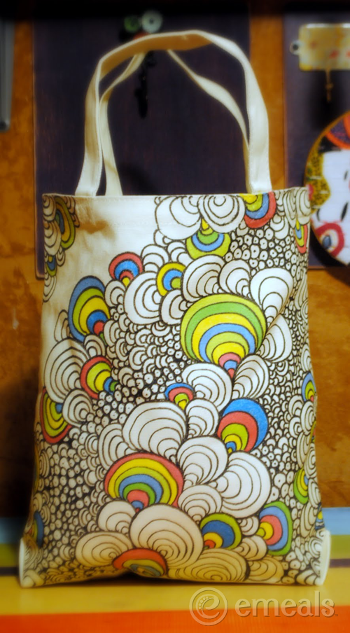 DIY: Reusable Grocery Tote