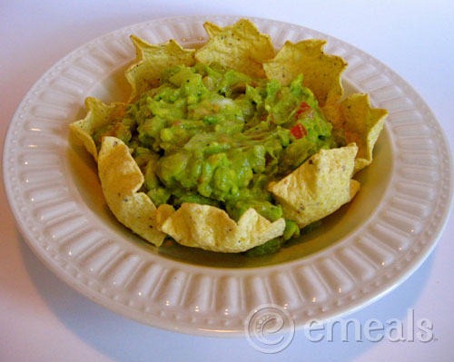 Easy Guacamole for Cinco de mayo