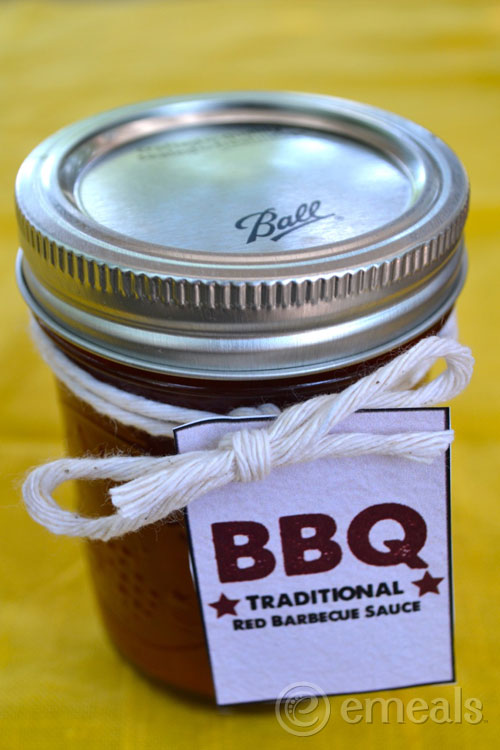 Red Barbecue Sauce