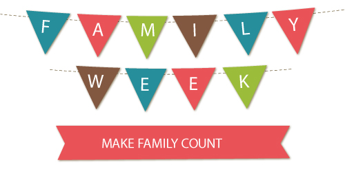 Family Week Twitter Party