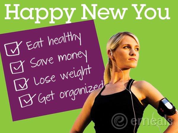 eMeals helps you follow through with your resolution