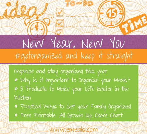 Get Organized Help Topics