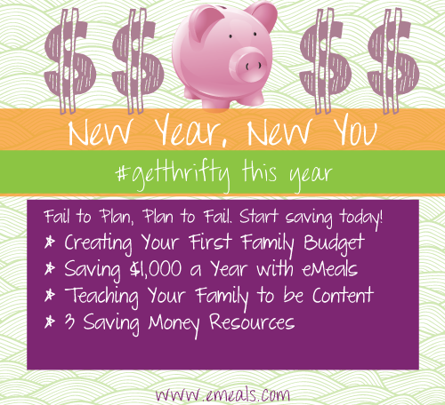 Get Thrifty in the New Year
