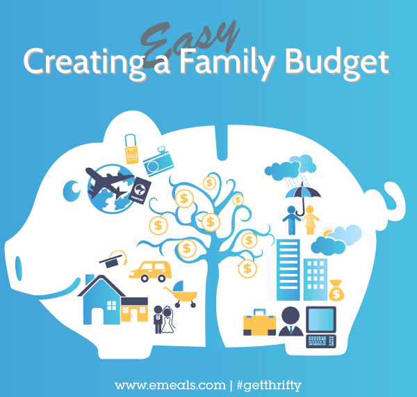 Tips for Creating Your First Family Budget