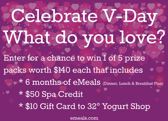 Valentine's Day Giveaway! $140 value