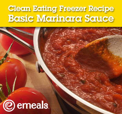 eMeals Clean Eating Recipe