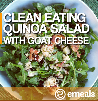... Cheese Salad with Corn, Crispy Bacon and Arugula | The eMeals Blog