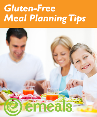Gluten Free Meal Planning Tips from eMeals