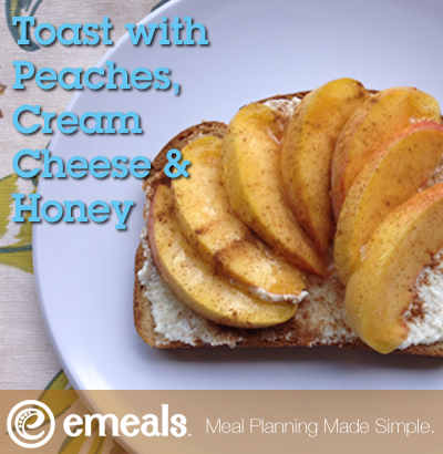 Toast-with-Peaches-Cream-Cheese-and-Honey
