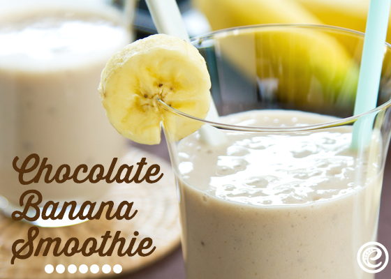 Chocolate Banana Smoothie Recipe from eMeals
