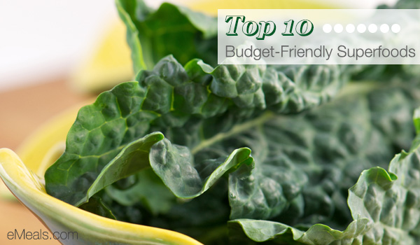 Top 10 Budget Friendly Superfoods