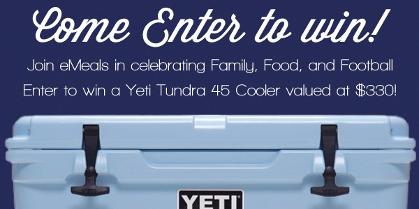 Yeti Cooler Giveaway