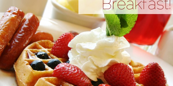 National Breakfast Month: Why You Should Eat Breakfast Daily