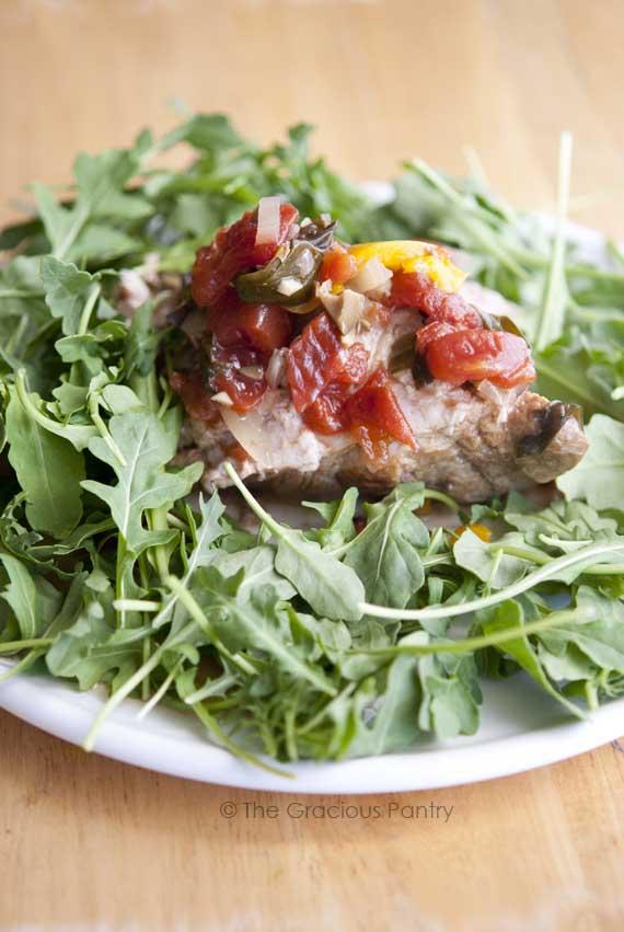 pork provencal