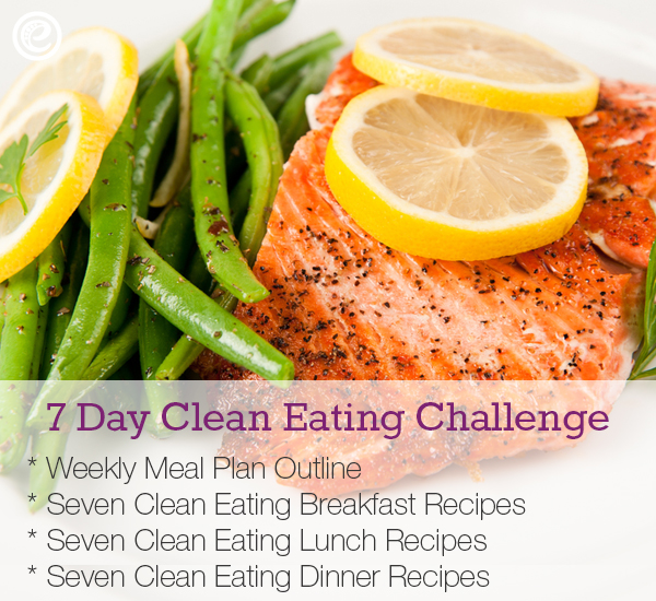Clean Eating Seven Day Challenge