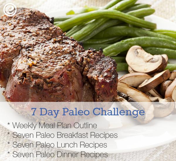 Paleo Seven Day Challenge