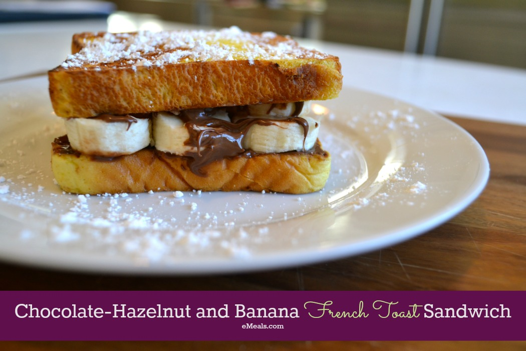 nutella banana marshmallow creme panino roasted banana nutella