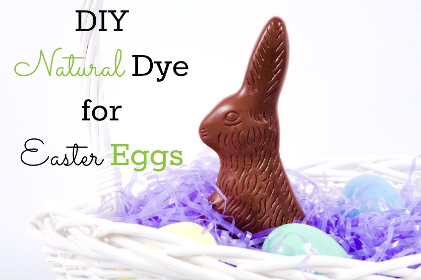 eMeals presents natural dye for easter eggs