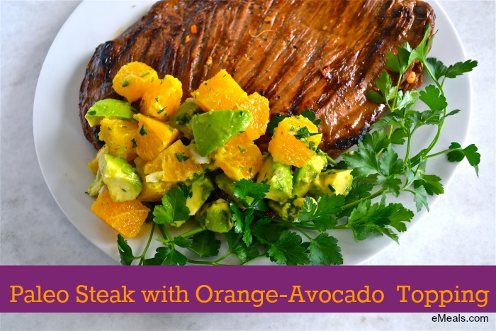 Easy Paleo Meal that Is healthy and vibrant!