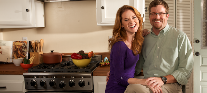 Mom's Night Out Cooking Interview with Sarah Drew