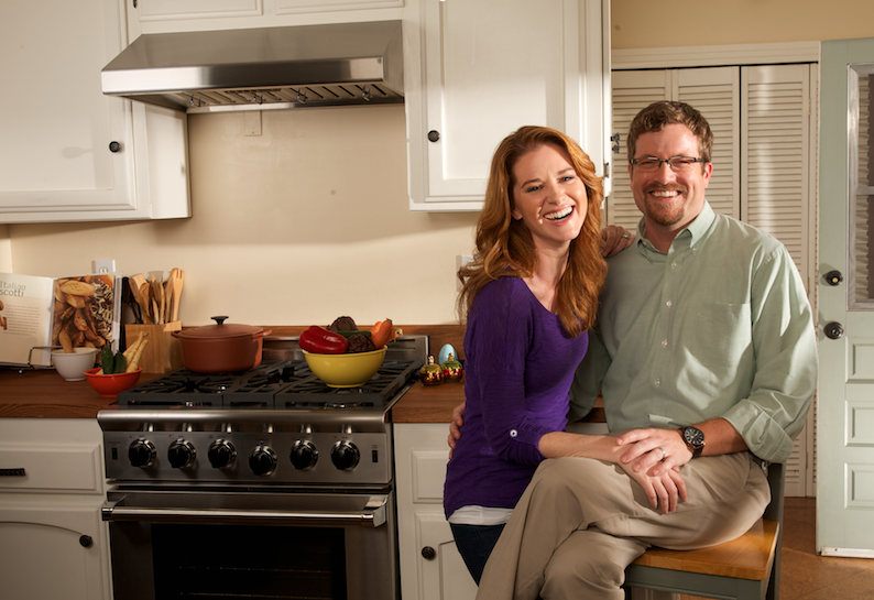 Sarah Drew on Cooking with eMeals