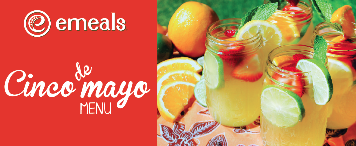 FREE Cinco de Mayo Menu with Grocery List