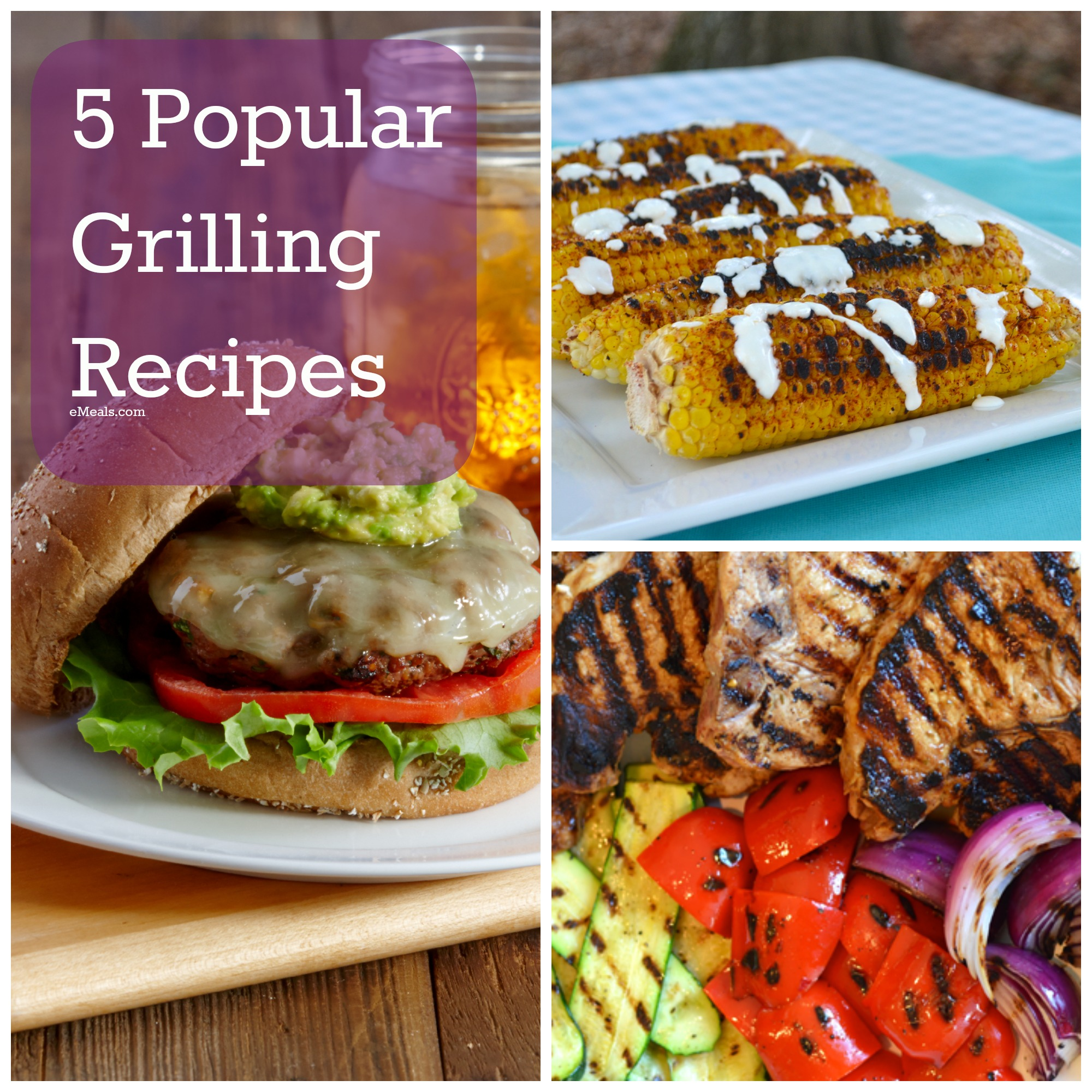 Varied Grilling Recipes for Summer
