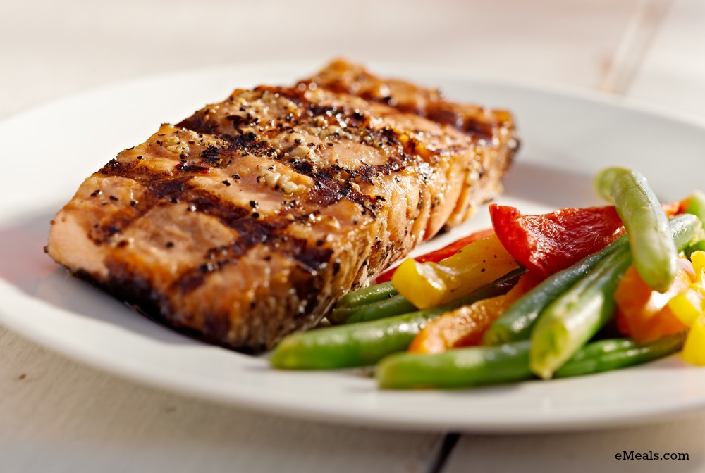 Paleo Grilled Salmon eMeals