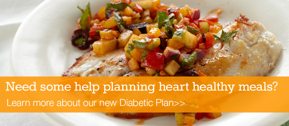 Diabetic Meal Plan Launches on eMeals