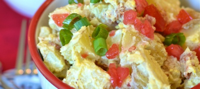 July 4th Bacon-Potato Salad