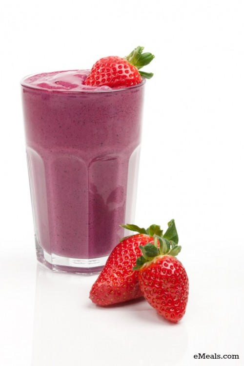 Strawberry-Yogurt-Smoothie