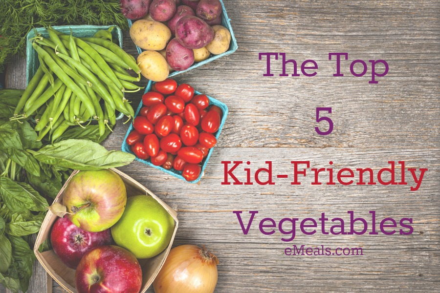 Vegetables for Kids