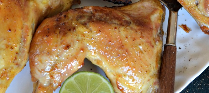 Kid-Friendly Orange Roasted Chicken