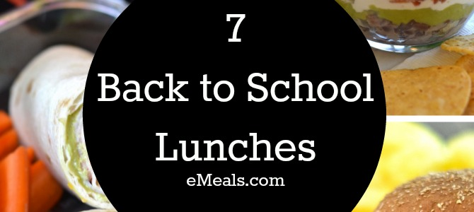Roundup of the Best Back-to-School Lunch Recipes