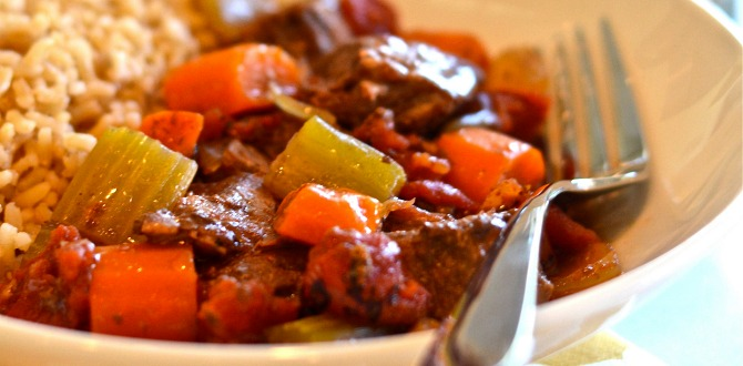 Two Quick Tips for Slow-Cooker Stews