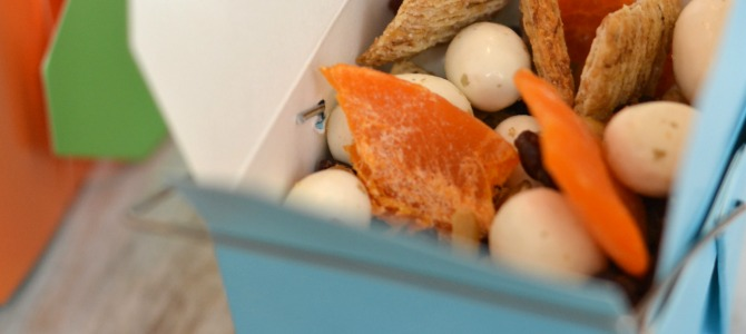 Carpool Snack Recipe + Cute On-the-Go Packaging