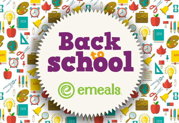 Back to School Savings and Meal Planning Help from eMeals