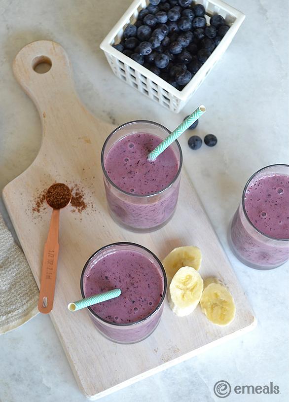 Banana Berry Smoothie | eMeals