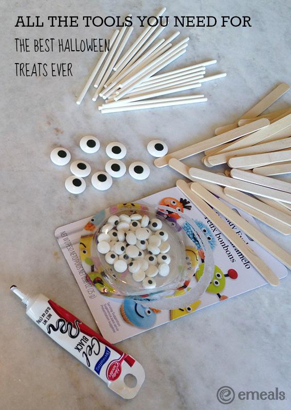 Halloween Cookie Supplies | eMeals