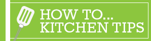 eMeals How to Kitchen Tips