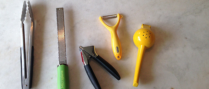 15 Essential Kitchen Tools