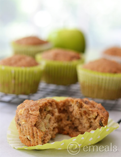 Apple Muffins | eMeals