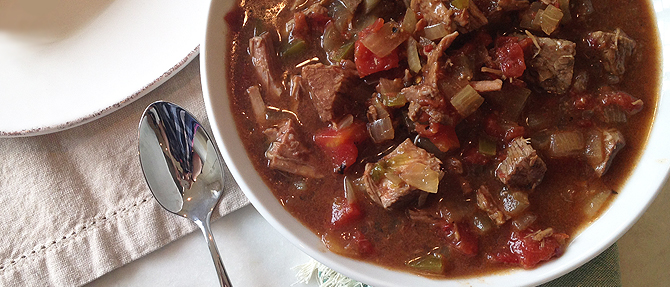 Slow-Cooker Chipotle Chuck Roast Chili
