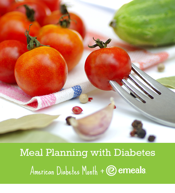 Meal Planning with Diabetes | eMeals