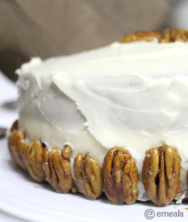 Pumpkin Layer Cake | eMeals